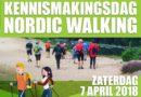 Programma kennismakings dag NORDIC WALKING