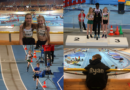 D-junioren op Nationale Indoor Apeldoorn